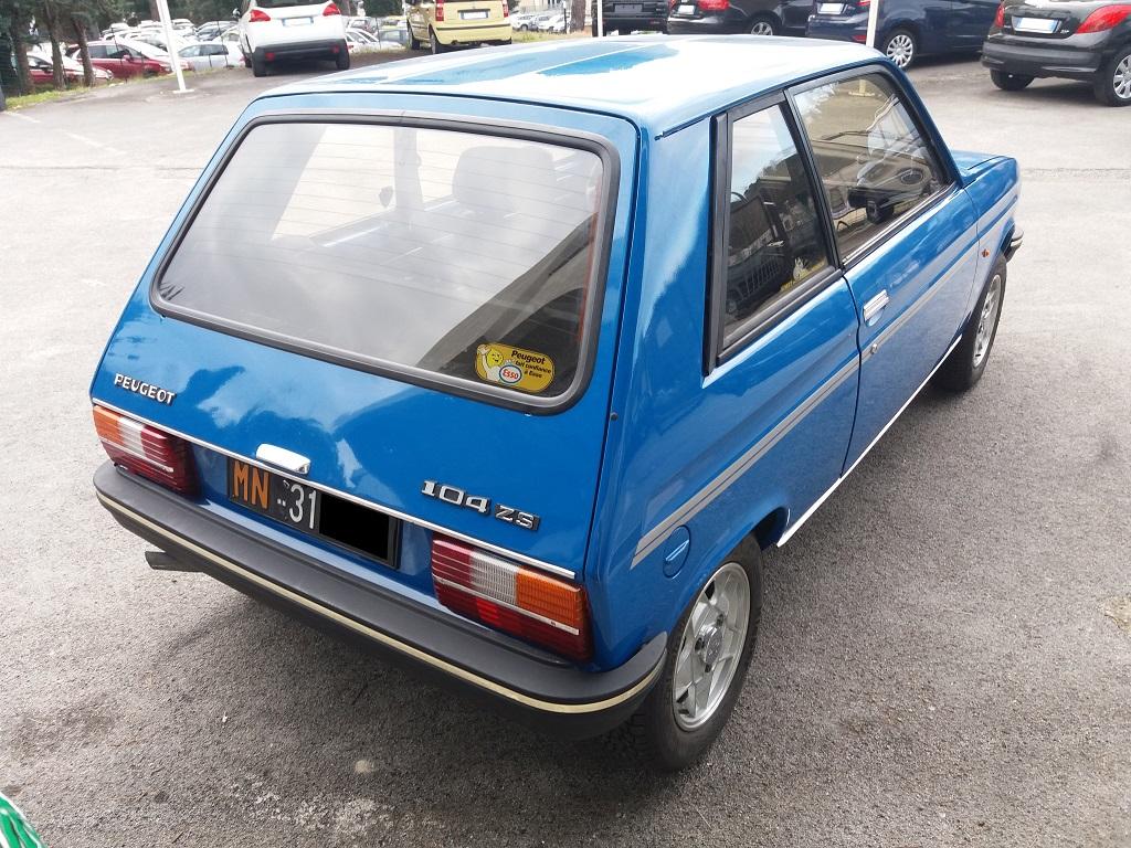 Peugeot 104 Coupé ZS 1.4 (C31) (6)