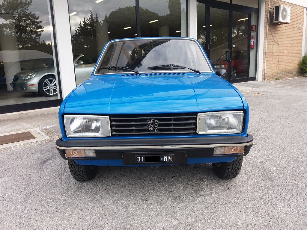 Peugeot 104 Coupé ZS 1.4 (C31) (7)