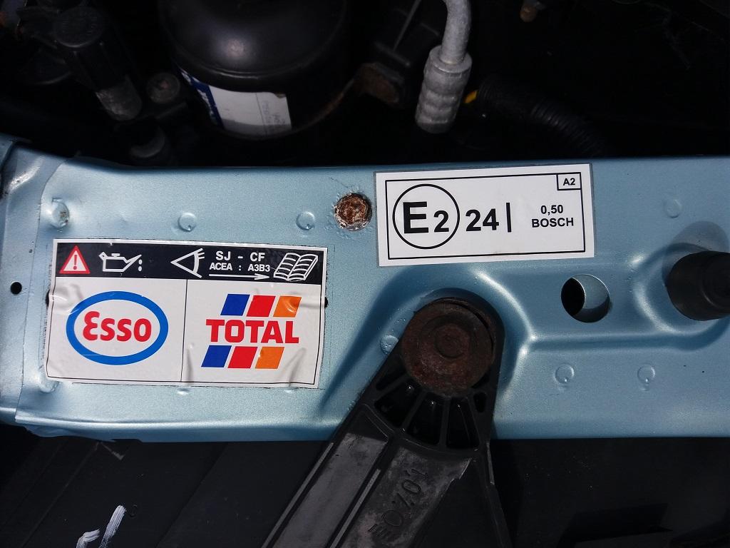 Peugeot 406 Coupé 2.2 16v HDi FAP (45)