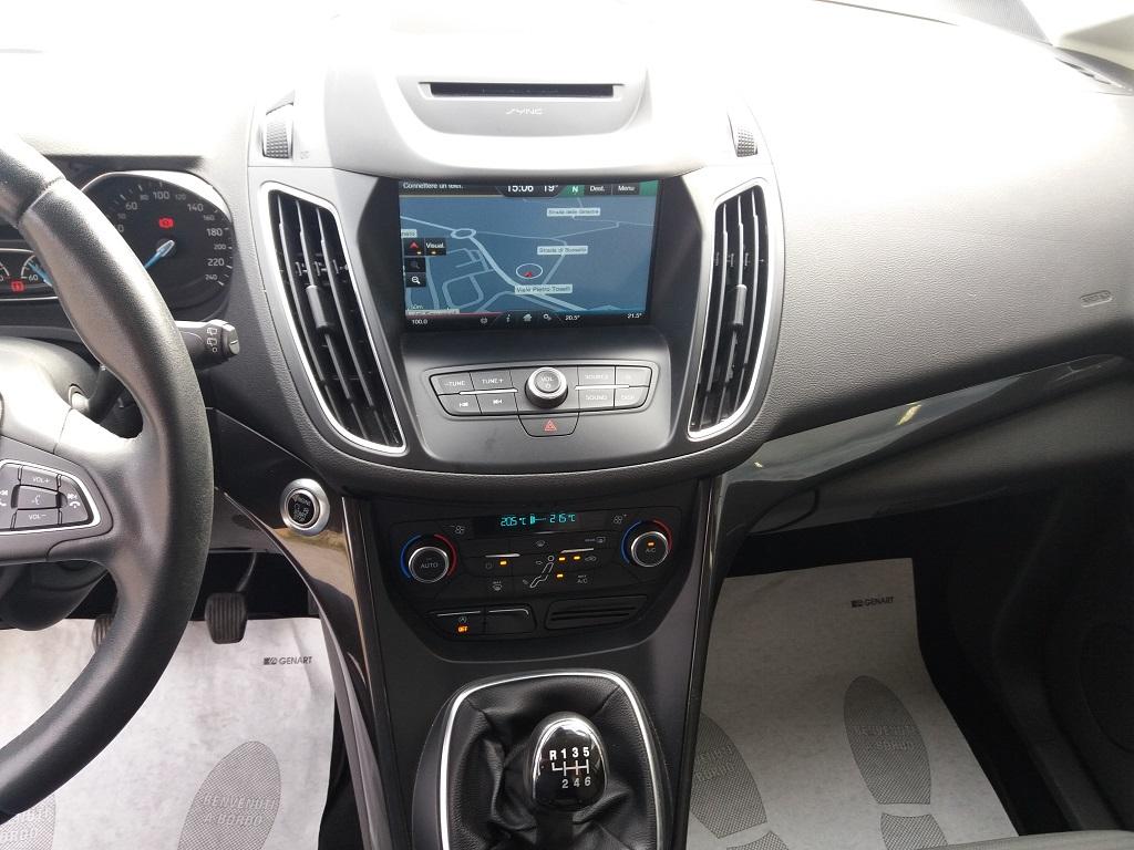 Ford C-Max 1.5 TDCi 120 cv Start&Stop Titanium (10)