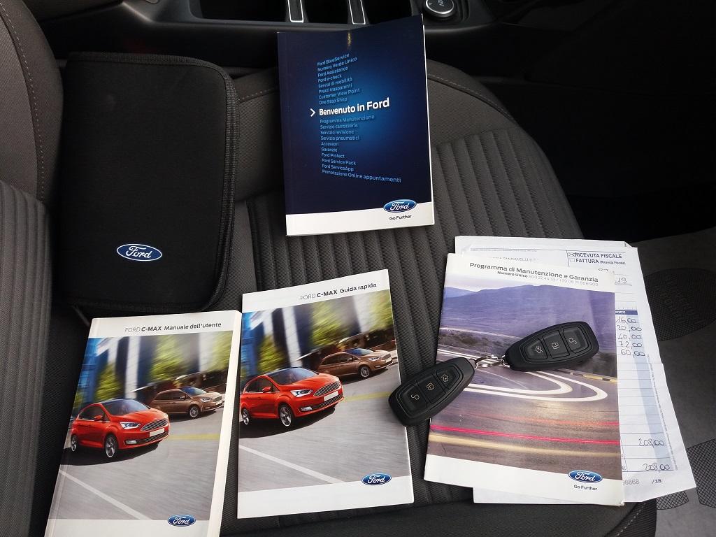 Ford C-Max 1.5 TDCi 120 cv Start&Stop Titanium (43)