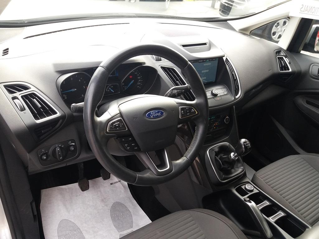 Ford C-Max 1.5 TDCi 120 cv Start&Stop Titanium (9)
