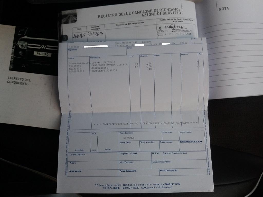 Mitsubishi Pajero 3.2 DI-D 16v 5p Intense DPF (63)