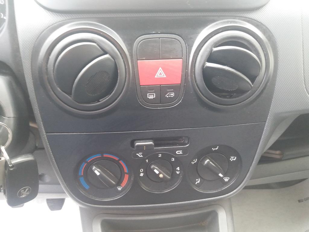 Peugeot Bipper 1.4 HDi 70 cv Furgone Coibentato (11)