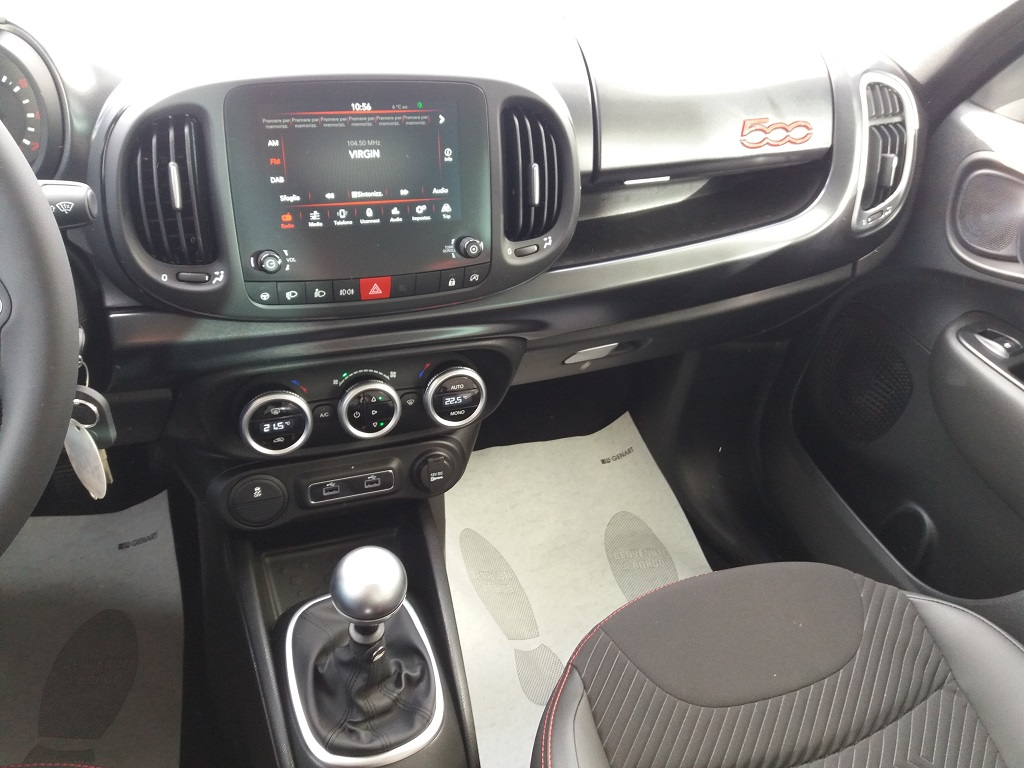 Fiat 500L Cross 1.3 Multijet 95 cv Sport (10)