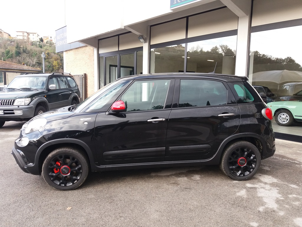 Fiat 500L Cross 1.3 Multijet 95 cv Sport (2)