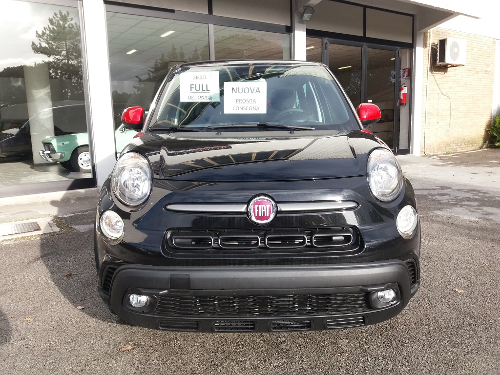 Fiat 500L Cross 1.3 Multijet 95 cv Sport (7)
