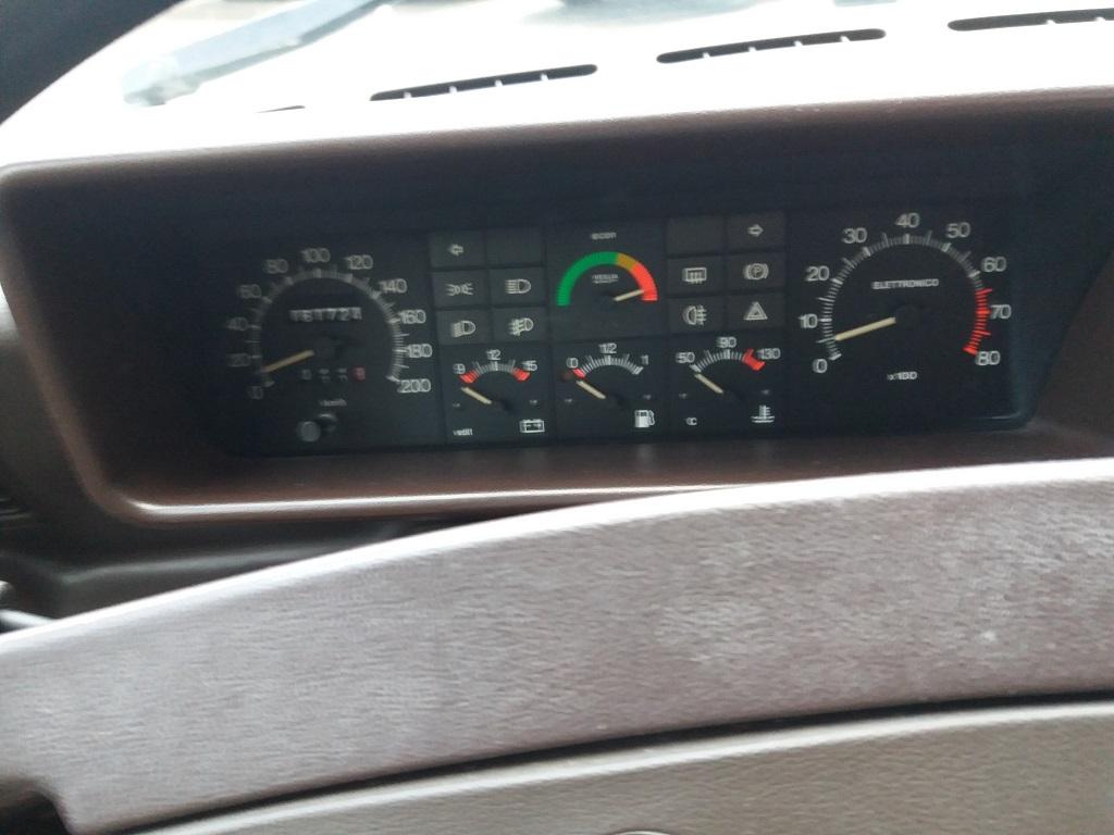 Lancia Prisma 1600 (25)