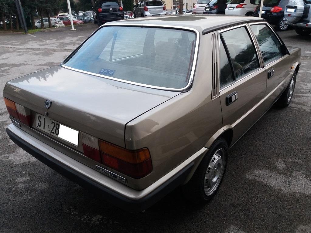 Lancia Prisma 1600 (5)