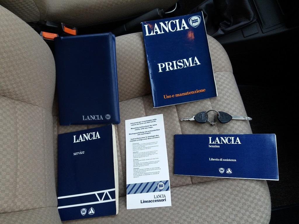 Lancia Prisma 1600 (60)