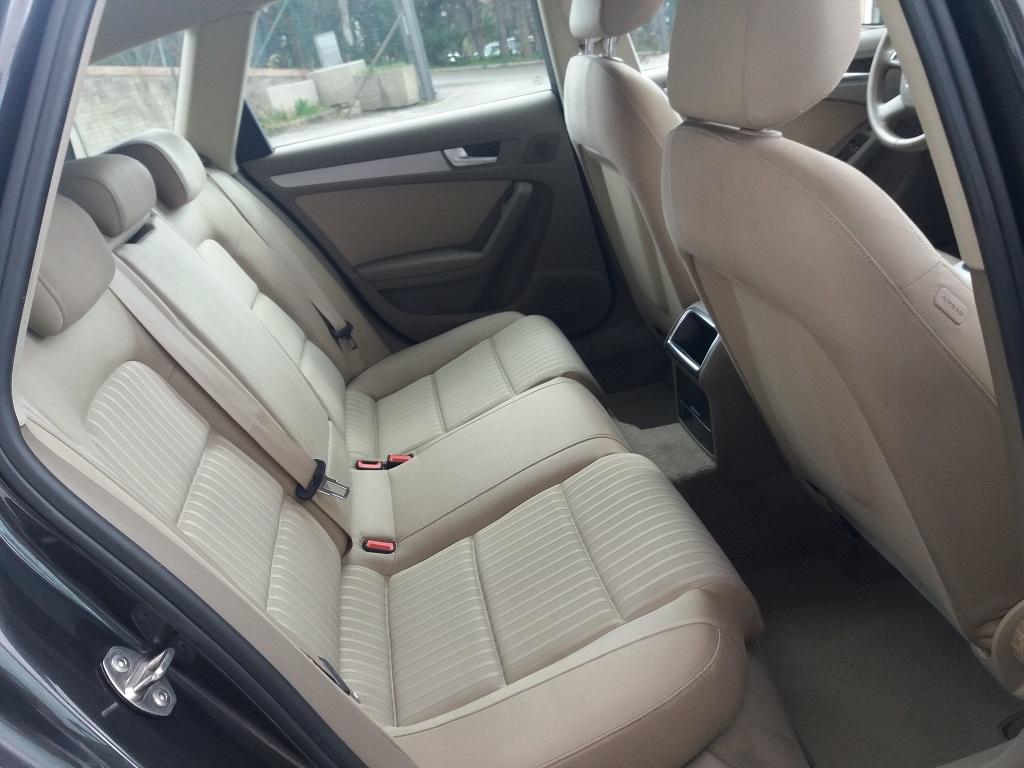 Audi A4 Avant 2.0 TDI 143 cv FAP Multitronic (14)