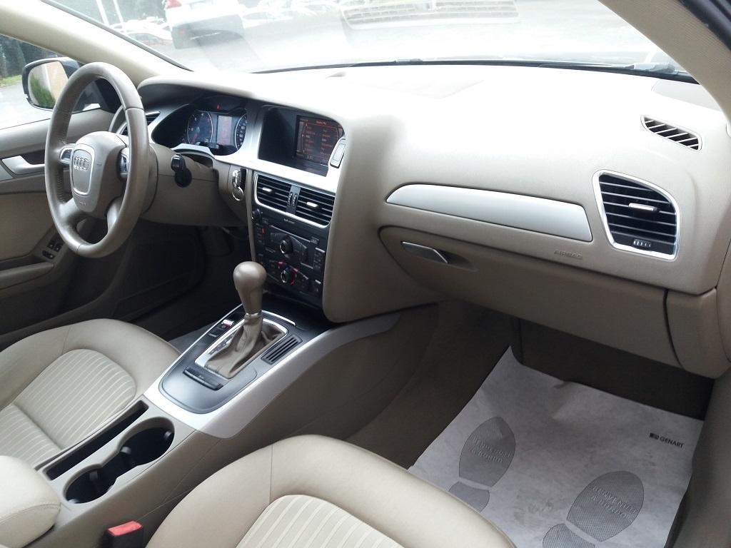 Audi A4 Avant 2.0 TDI 143 cv FAP Multitronic (15)