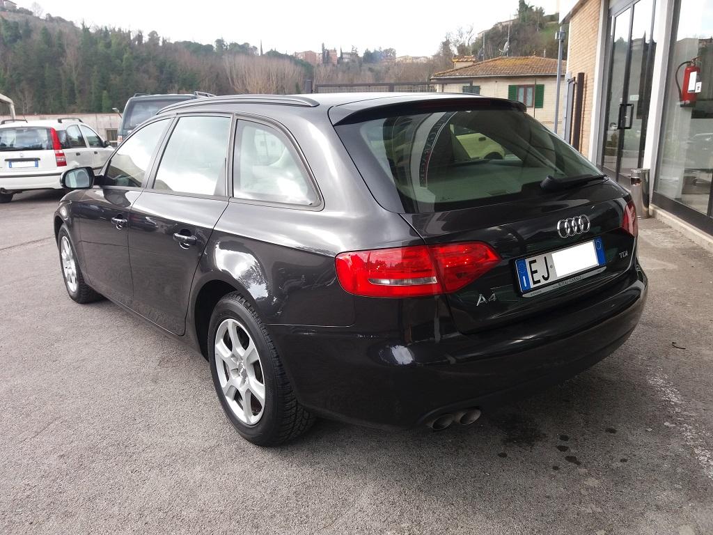 Audi A4 Avant 2.0 TDI 143 cv FAP Multitronic (3)