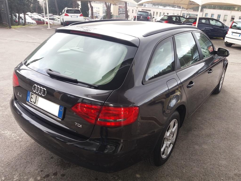 Audi A4 Avant 2.0 TDI 143 cv FAP Multitronic (5)