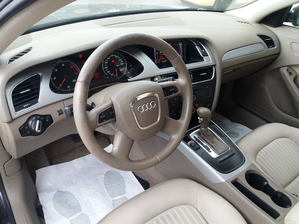 Audi A4 Avant 2.0 TDI 143 cv FAP Multitronic (9)