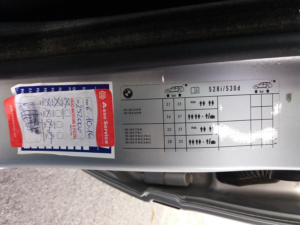 BMW 530d 24v Touring Attiva (E39) (67)