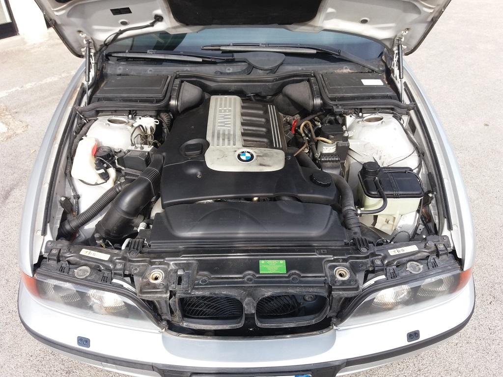 BMW 530d 24v Touring Attiva (E39) (69)
