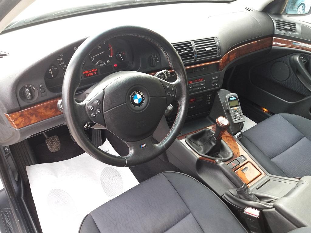 BMW 530d 24v Touring Attiva (E39) (8)