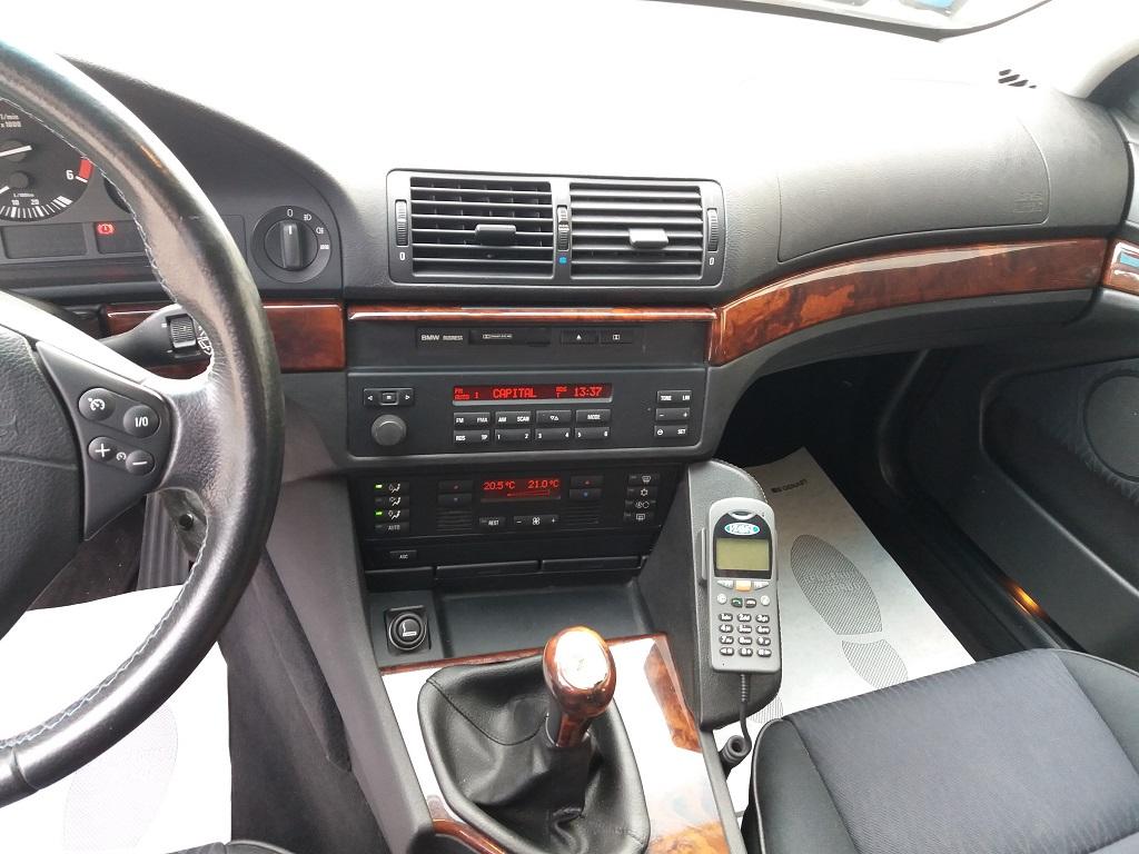 BMW 530d 24v Touring Attiva (E39) (9)