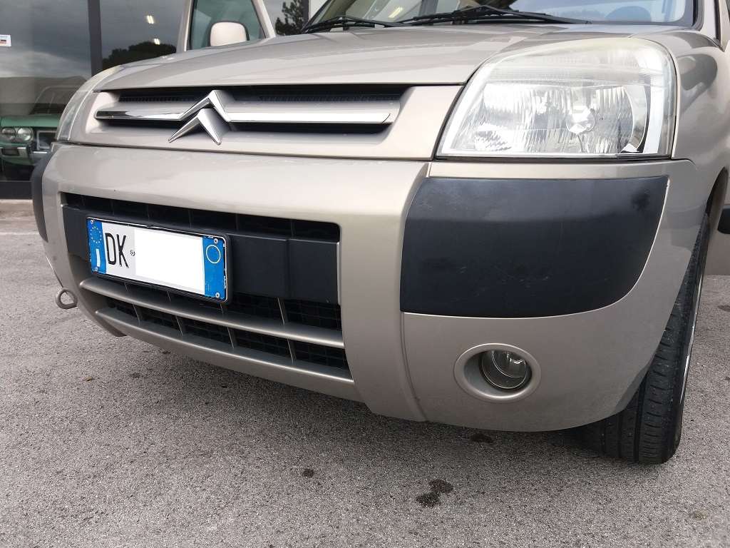Citroen Berlingo 1.6 HDi 90 cv XTR (29)