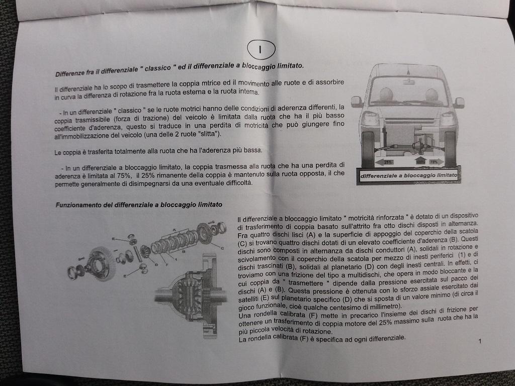 Citroen Berlingo 1.6 HDi 90 cv XTR (36)