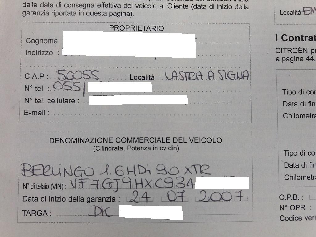 Citroen Berlingo 1.6 HDi 90 cv XTR (38)