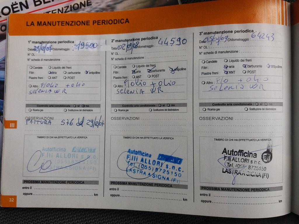 Citroen Berlingo 1.6 HDi 90 cv XTR (39)