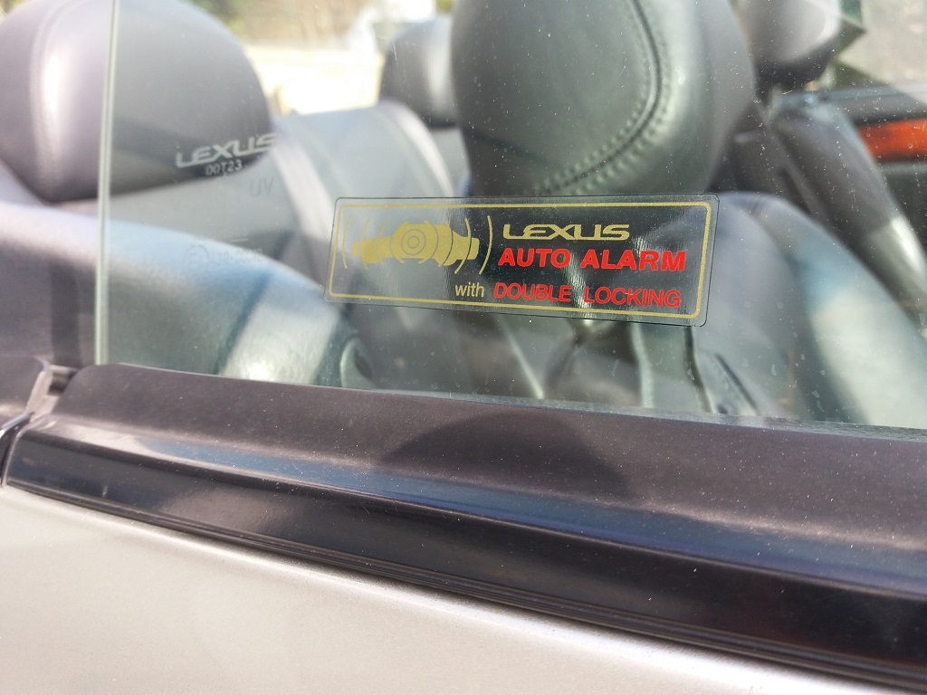 Lexus SC 430 V8 32v (35)