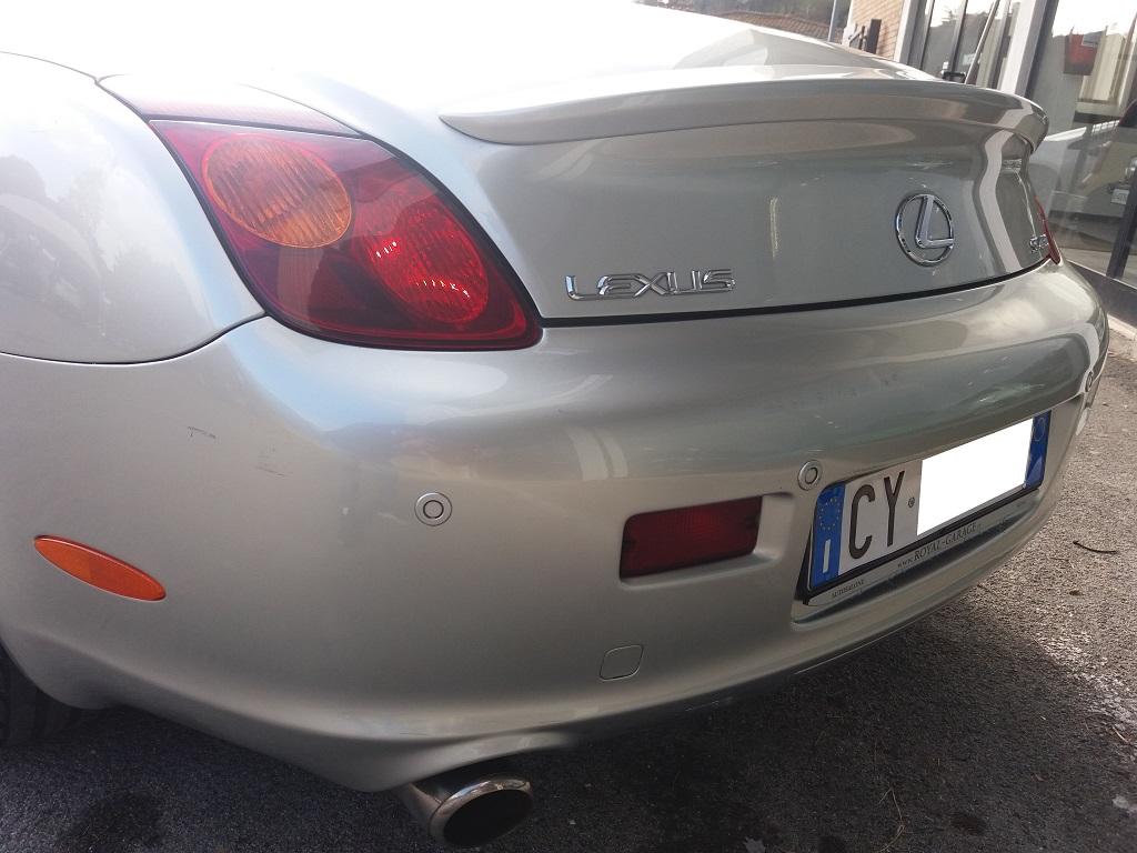 Lexus SC 430 V8 32v (39)