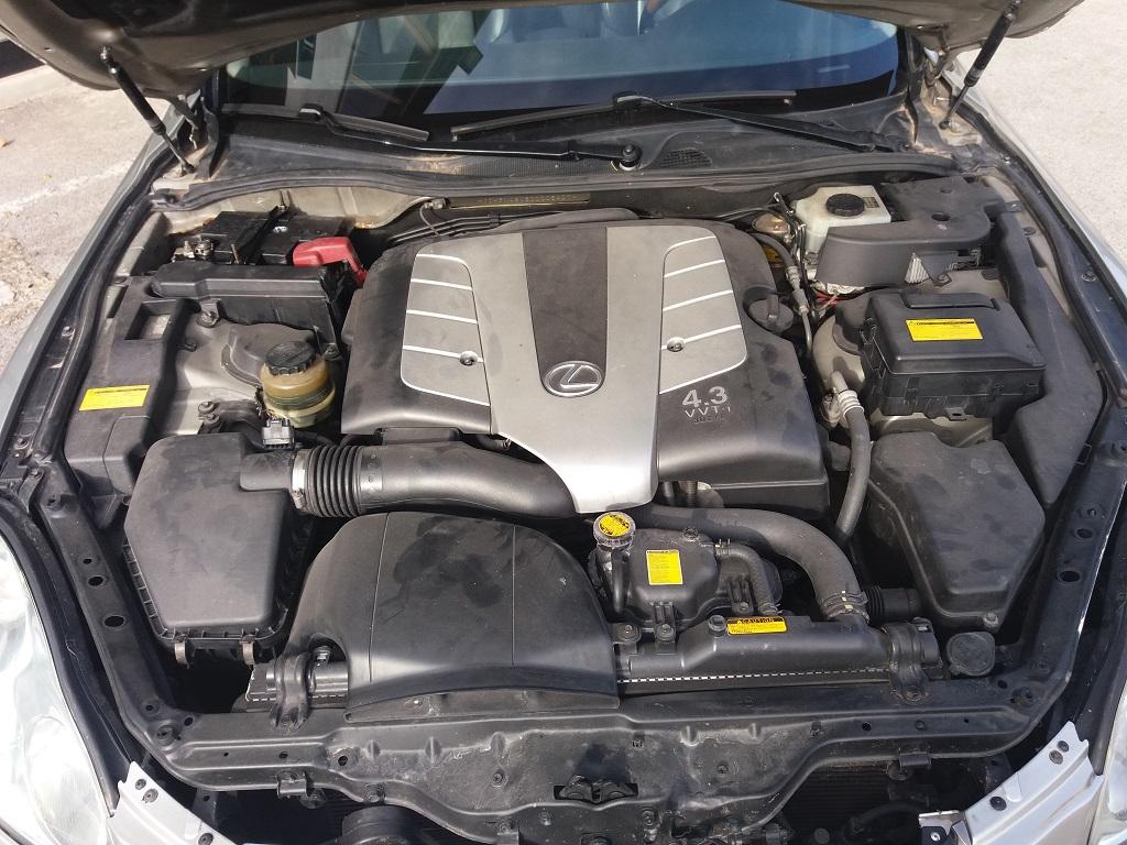 Lexus SC 430 V8 32v (47)
