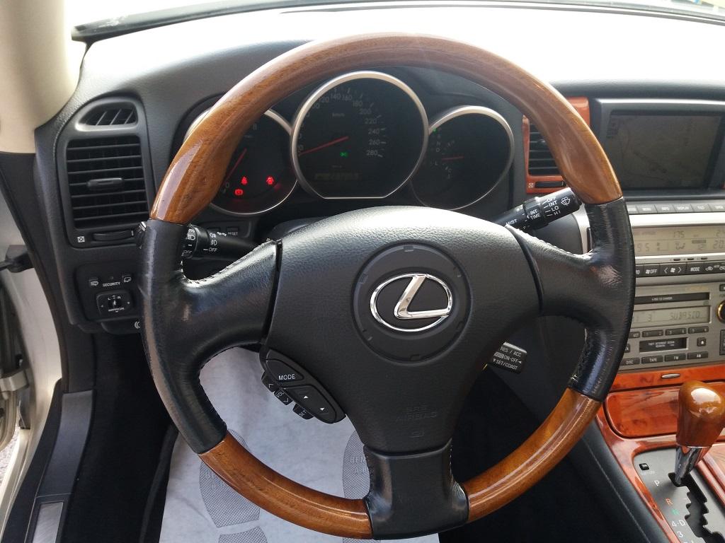 Lexus SC 430 V8 32v (49)