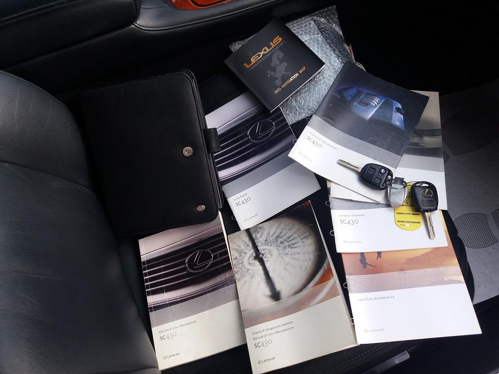 Lexus SC 430 V8 32v (55)