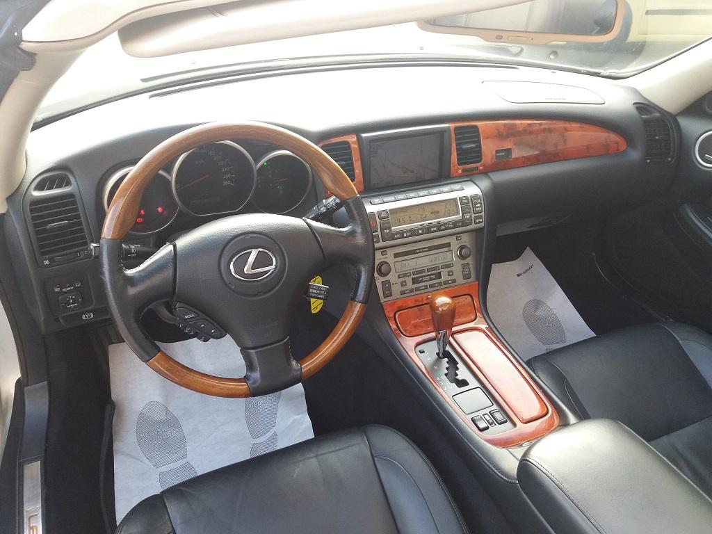 Lexus SC 430 V8 32v (9)