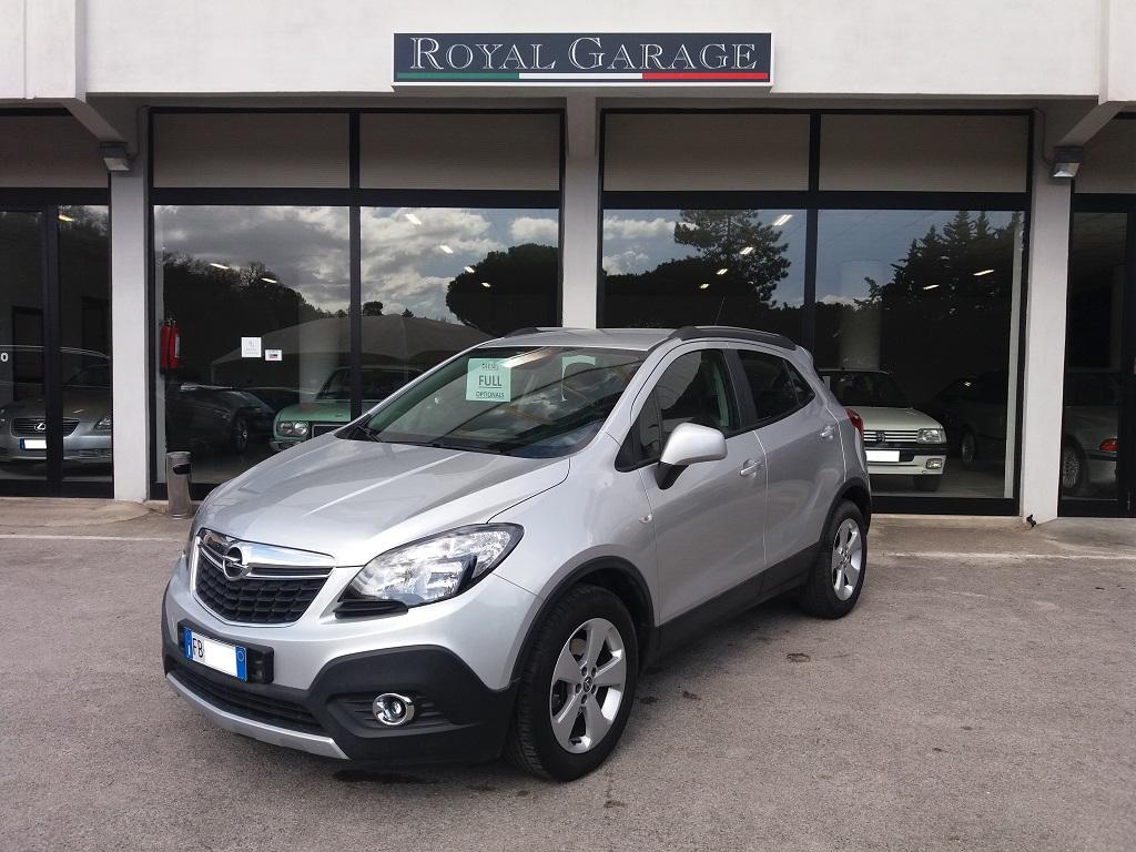 Opel Mokka 1.6 CDTI Ecotec 136 cv 4x2 S&S Ego (1)