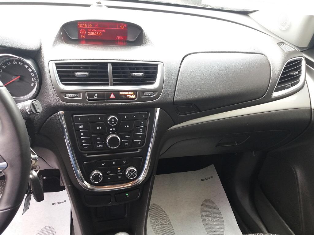 Opel Mokka 1.6 CDTI Ecotec 136 cv 4x2 S&S Ego (10)
