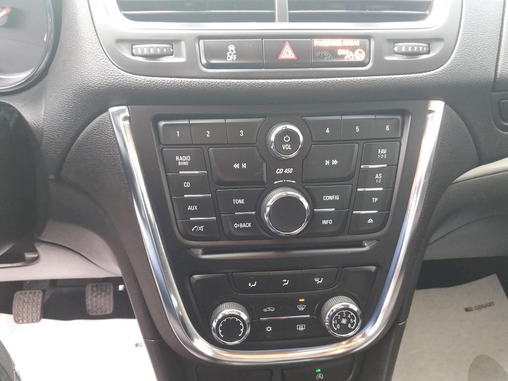 Opel Mokka 1.6 CDTI Ecotec 136 cv 4x2 S&S Ego (13)