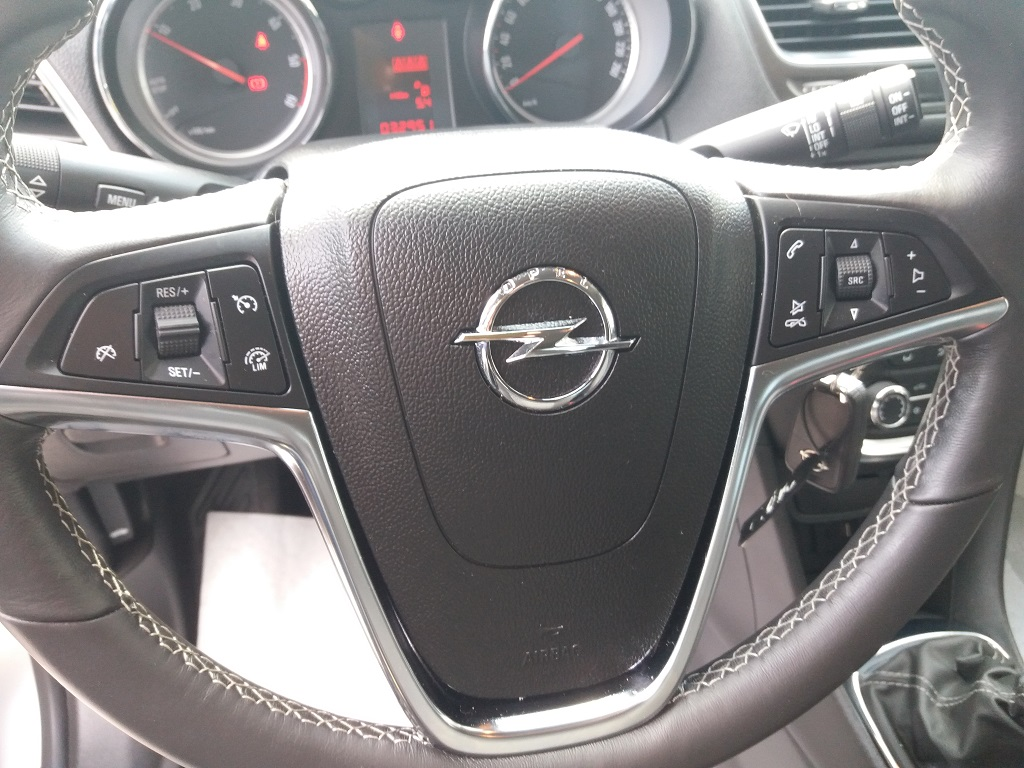 Opel Mokka 1.6 CDTI Ecotec 136 cv 4x2 S&S Ego (16)