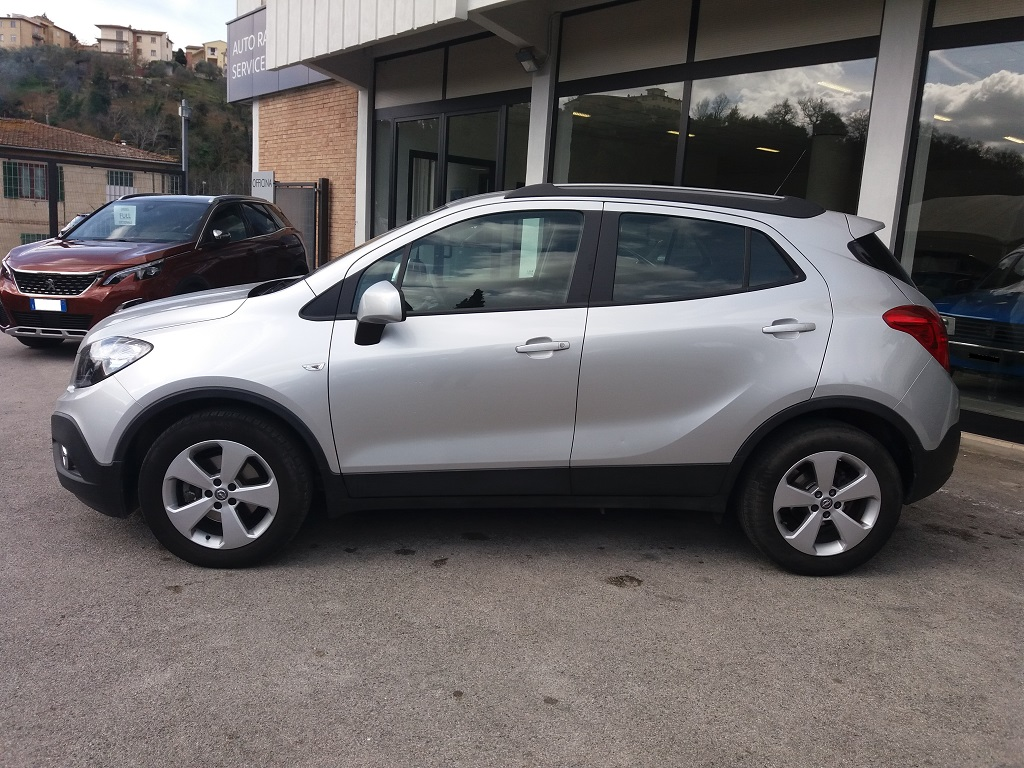 Opel Mokka 1.6 CDTI Ecotec 136 cv 4x2 S&S Ego (2)