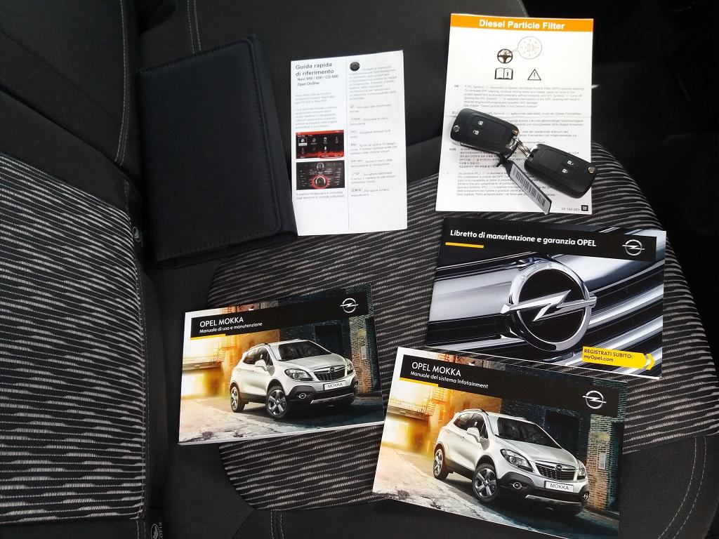 Opel Mokka 1.6 CDTI Ecotec 136 cv 4x2 S&S Ego (35)