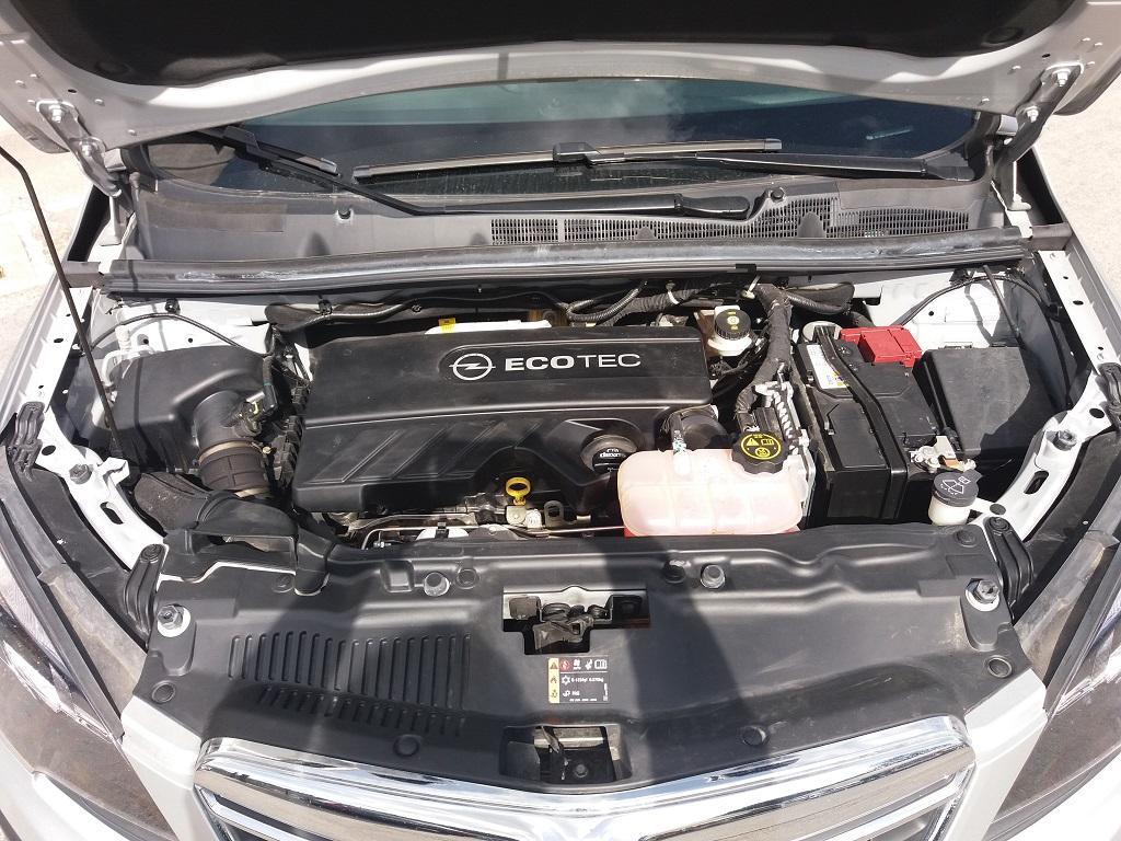 Opel Mokka 1.6 CDTI Ecotec 136 cv 4x2 S&S Ego (39)