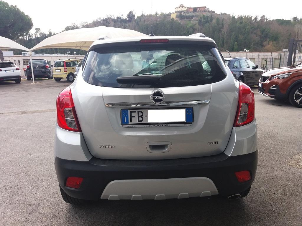 Opel Mokka 1.6 CDTI Ecotec 136 cv 4x2 S&S Ego (4)