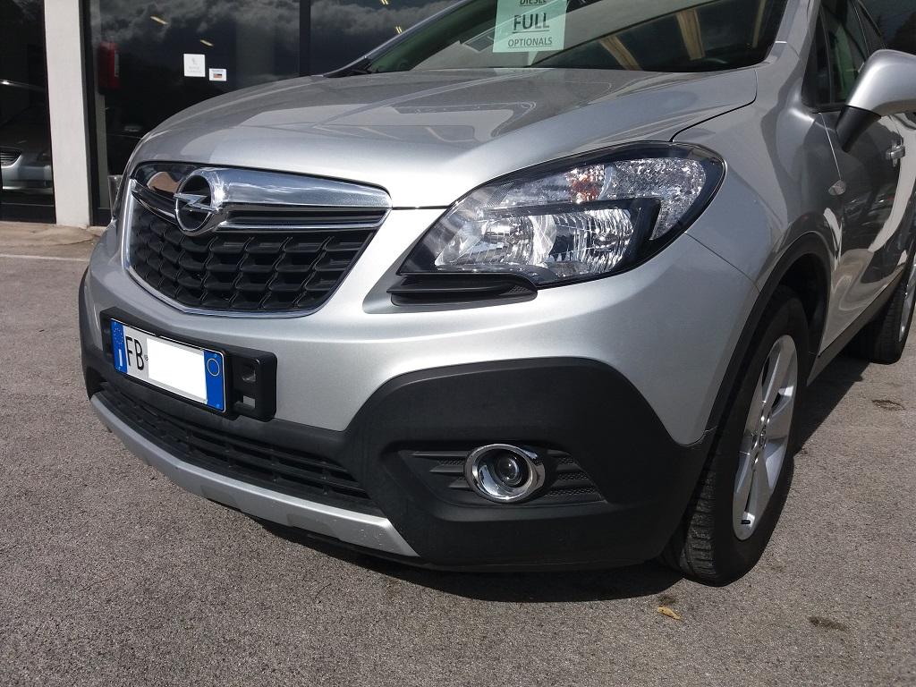 Opel Mokka 1.6 CDTI Ecotec 136 cv 4x2 S&S Ego (41)