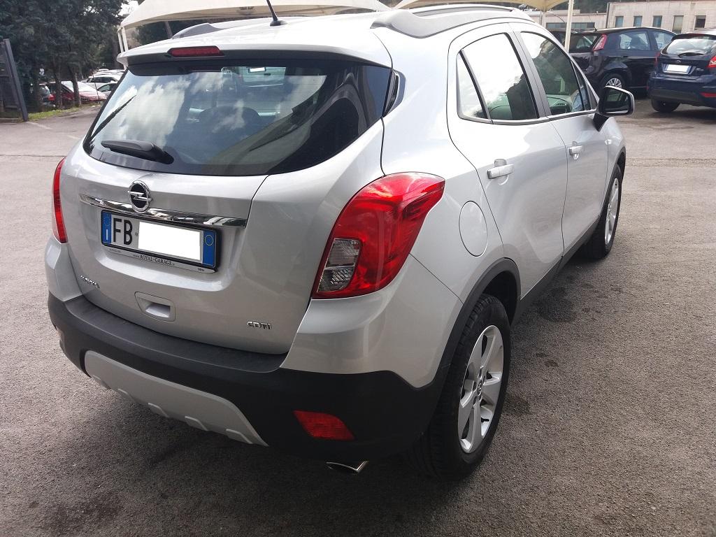 Opel Mokka 1.6 CDTI Ecotec 136 cv 4x2 S&S Ego (5)