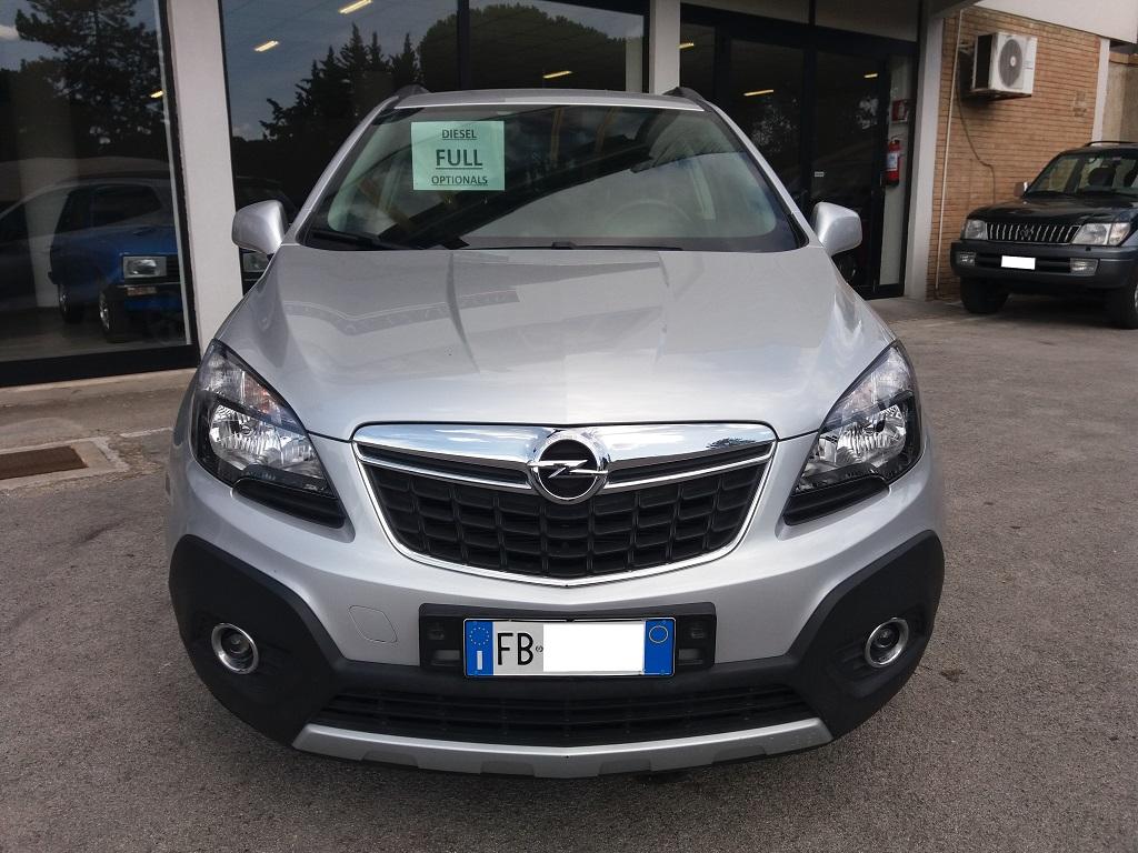 Opel Mokka 1.6 CDTI Ecotec 136 cv 4x2 S&S Ego (8)