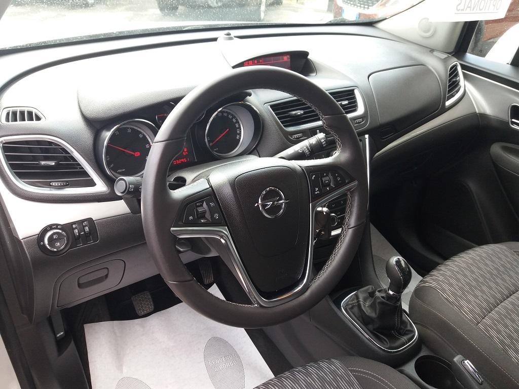 Opel Mokka 1.6 CDTI Ecotec 136 cv 4x2 S&S Ego (9)