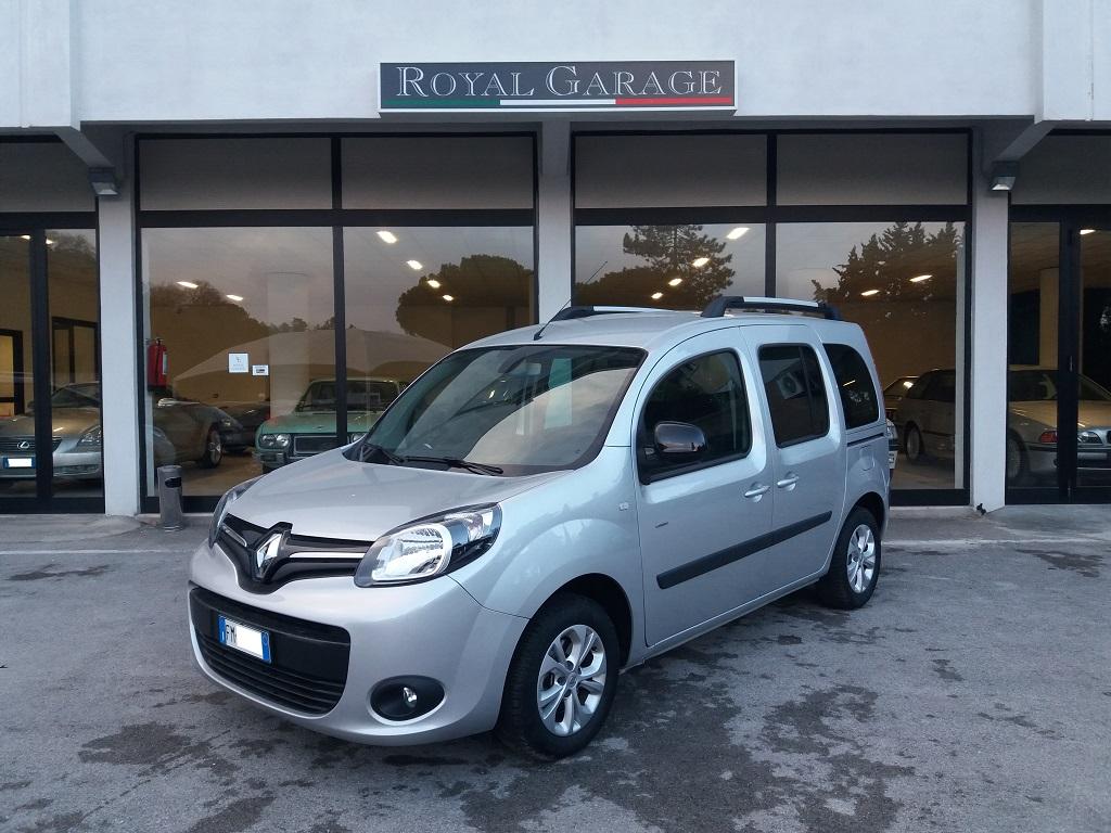 Renault Kangoo 1,5 dCi 90 cv S&S Limited (1)