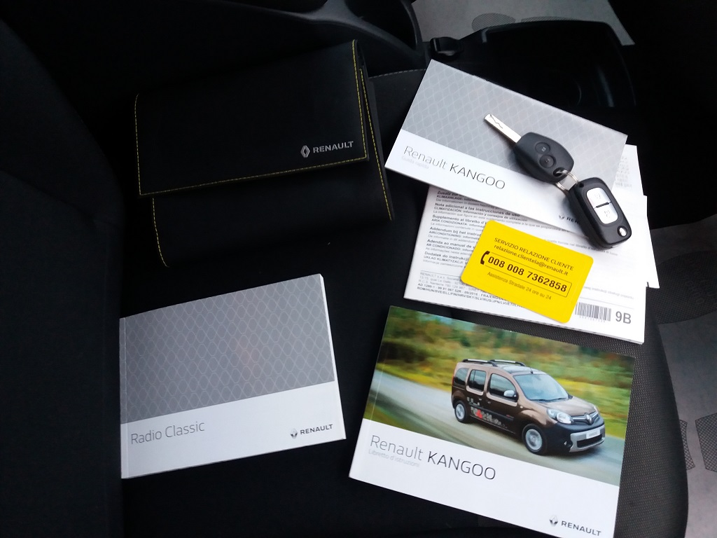 Renault Kangoo 1,5 dCi 90 cv S&S Limited (43)