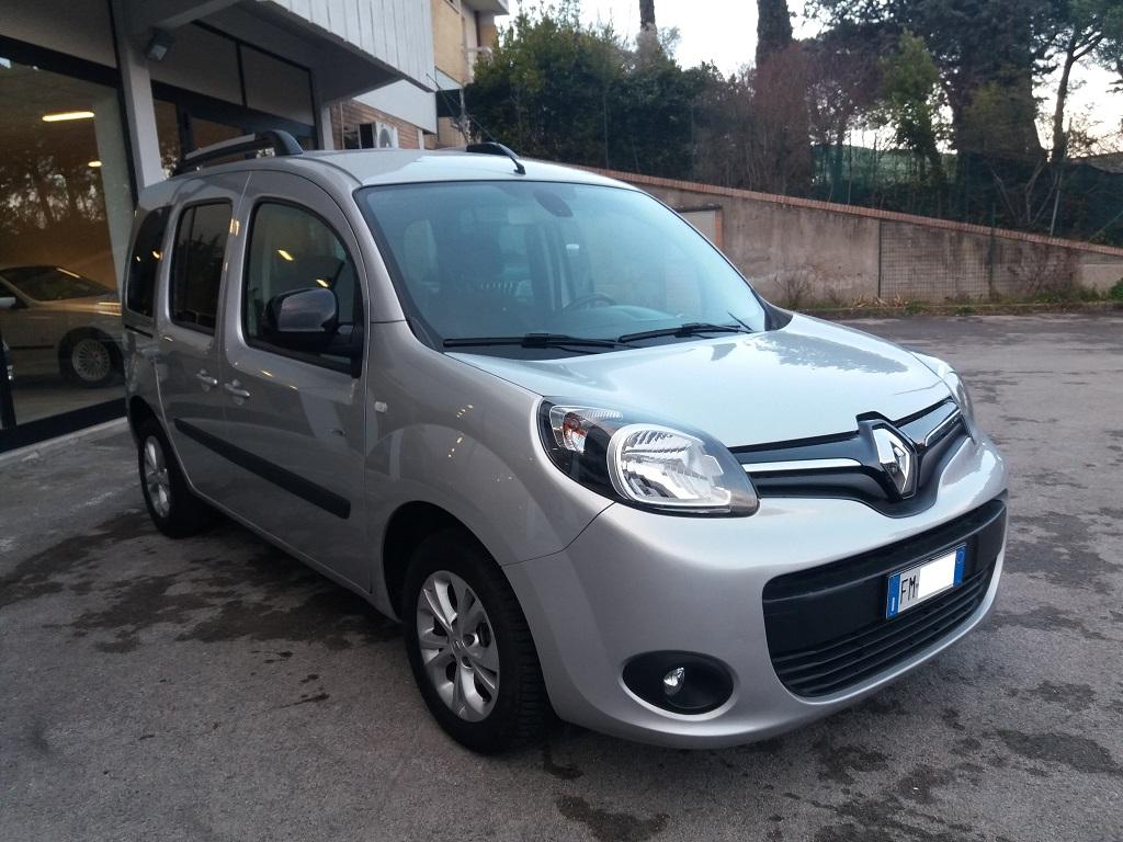 Renault Kangoo 1,5 dCi 90 cv S&S Limited (7)