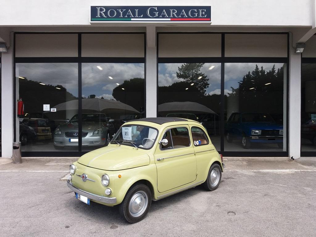 Fiat Nuova 500 D (1)