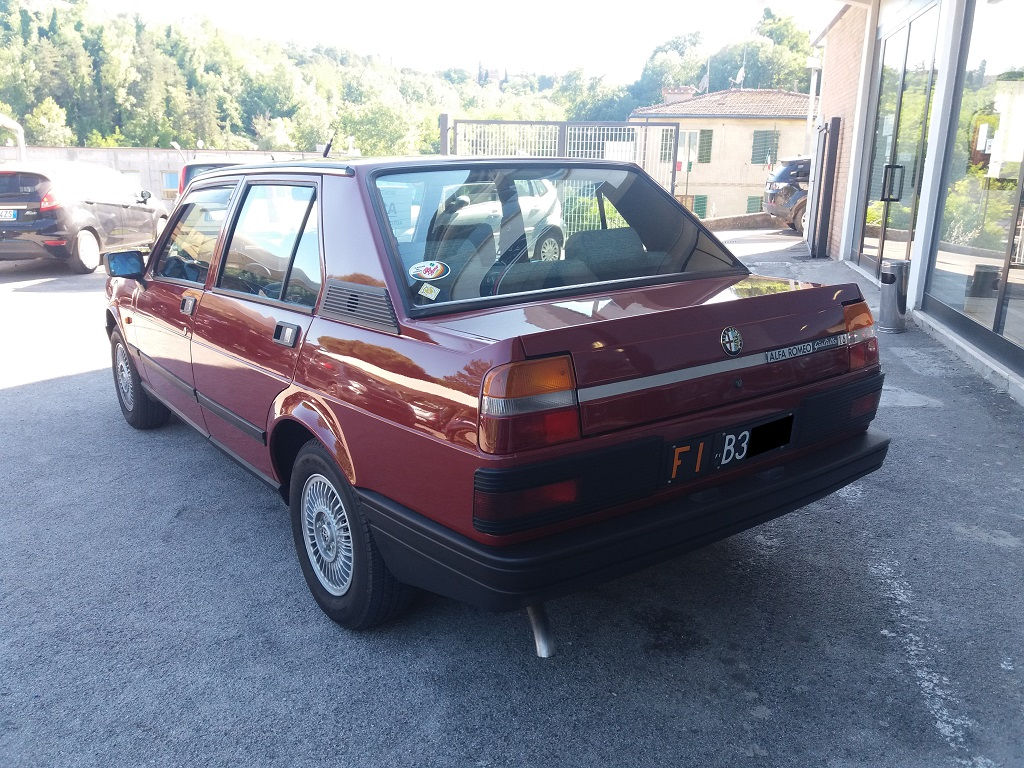 Alfa Romeo Giulietta 1.6 L (3)